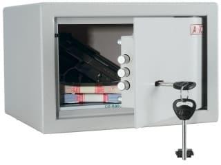 Мебельный и офисный сейф AIKO T-17 KL