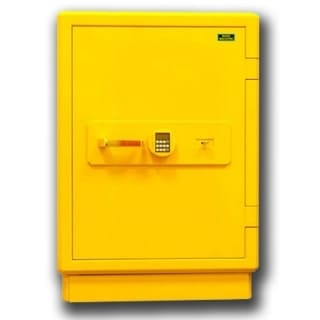 Сейф огневзломостойкий Burg-Wachter E 512 ES lak yellow Custom