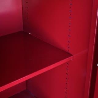 Сейф огневзломостойкий Burg-Wachter E 536 ES LAK Red