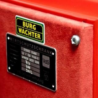 Сейф огневзломостойкий Burg-Wachter E 544 E Lak