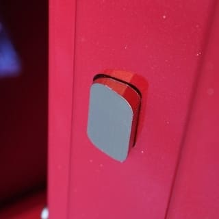Сейф огневзломостойкий Burg-Wachter E 556 ES LAK Red