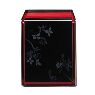Сейф Lucell LU-1000RB Черные цветы