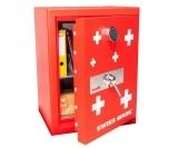 Огневзломостойкий сейф 2 класса WALDIS WA-E-850 red