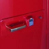 Сейф огневзломостойкий Burg-Wachter E 516 ES Lak Red Custom