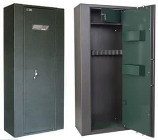 Сейф оружейный Safetronics MAXI-7PME