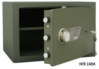 Сейф взломостойкий 1 класса Safetronics NTR-24EM