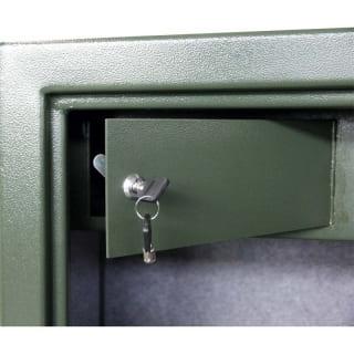 Сейф оружейный American Security G-1500B green