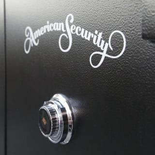 Сейф оружейный American Security YF6032-MB