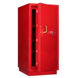 Сейф огневзломостойкий Burg-Wachter E 546 ES LAK Red