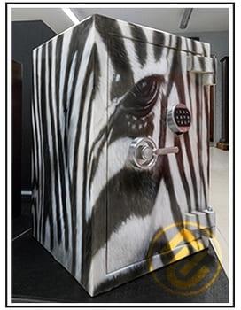 Сейф FERRIMAX CFR-3E zebra