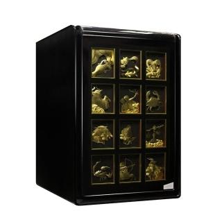 Сейф Lucell LU-2000BN#GOLD Знаки Зодиака