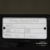 Сейф Parma Antonio&Figli EL 470 L KBCE BLACK