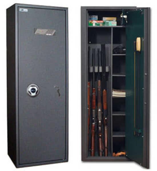Сейф Safetronics MAXI 5P EM/K5