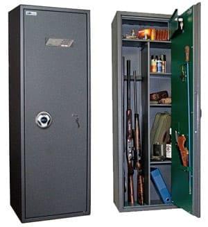 Сейф оружейный Safetronics MAXI-5PME/K3