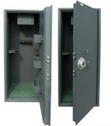 Сейф оружейный Safetronics TSS-150MM/K17