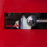 Сейф Waldis Business 1000 E Purple Red Lak
