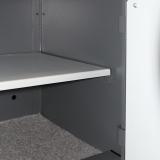 Сейф мебельный и офисный Chubb EARTH 40 KL