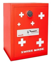 Сейф WALDIS WA-E-850 red