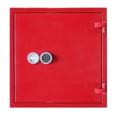 Сейф Muller Safe U-safe L red