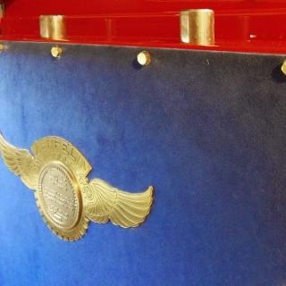 Сейф огневзломостойкий Burg-Wachter Zeppelin 121E Lak